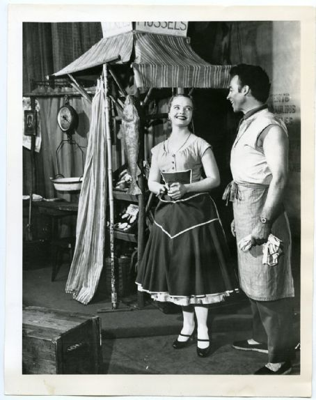 Fanny , Starring Florence Henderson 1954 Musical