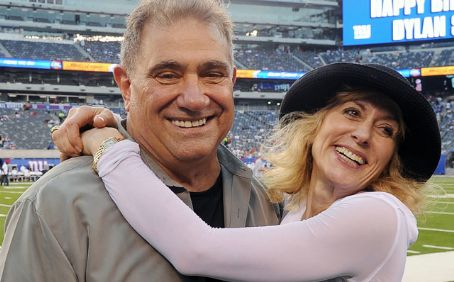 Dan Lauria Dan & co-star Judith Light