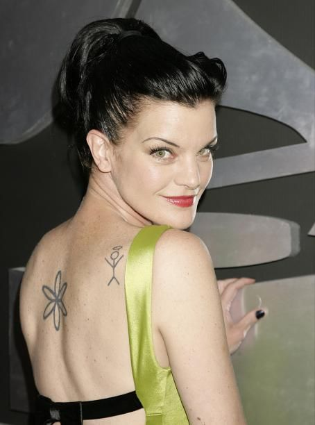 Pauley Perrette - 53 Annual GRAMMY Awards held at Staples Center on February 13, 2011 in Los Angeles, California