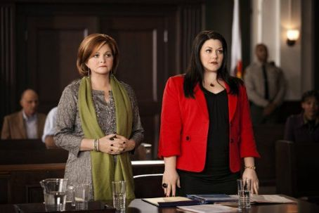 Faith Prince  & Brooke Elliott in Drop Dead Diva
