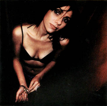 P.J. Harvey PJ Harvey
