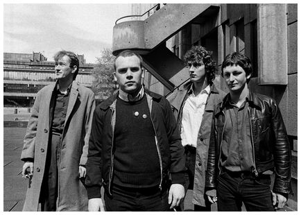 Gang of Four (groupe) —