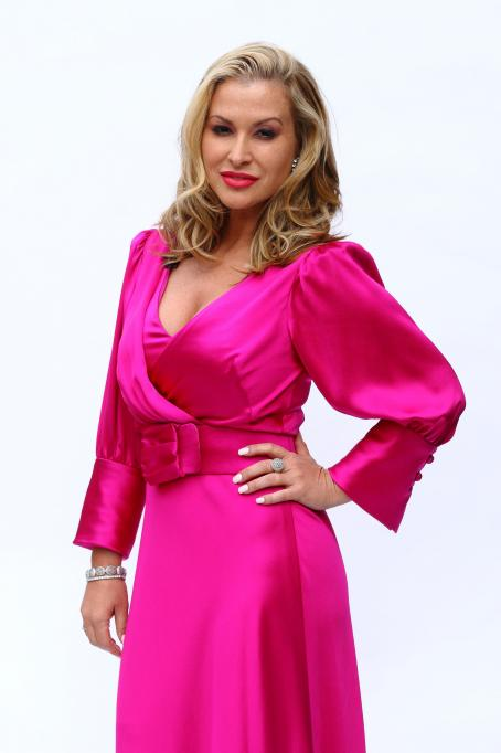 Anastacia - 'Don't Stop Believing' Photocall