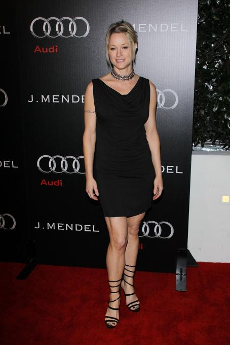 Teri Polo - Audi and Designer J. Mendel's Kick Off Celebration of Golden Globe Week 2011 at Cecconi's Restaurant on January 9, 2011 in Los Angeles, California