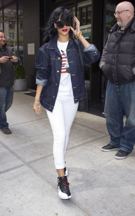Rihanna: Back At It in the Big Apple