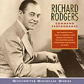 Richard Rodgers  at the Piano