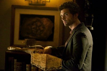 David Alpay The Vampire Diaries (2009)