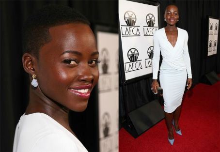 Lupita Nyong'o Lupita Nyong'o In Altuzarra – 39th Annual Los Angeles Film Critics Association Awards