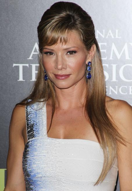 Sarah Brown  - 37 Annual Daytime Emmy Awards At Las Vegas Hilton On June 27, 2010 In Las Vegas, Nevada