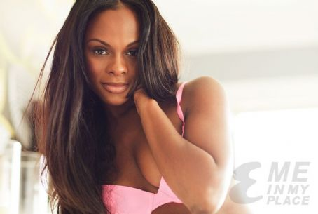 Tika Sumpter  - Me in My Place Photoshoot for Esquire Magazine
