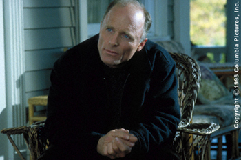 Stepmom Ed Harris in