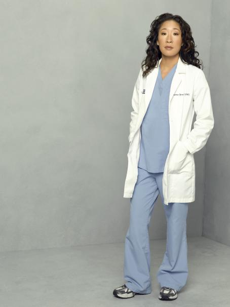 "Sandra Oh - ""Grey's Anatomy"" Season 4 Promos"