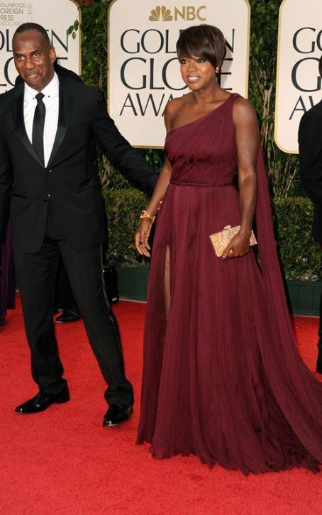 Viola Davis: 2012 Golden Globes Best Actress Hopeful