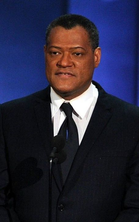 "Laurence Fishburne: Goodbye ""CSI"""
