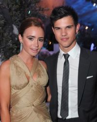 'Abduction' Co-Star Confirms Taylor Lautner and Lily Collins' Romance