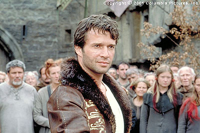 A Knight's Tale James Purefoy plays Colville, the benevolent Black Prince, in the Columbia Pictures presentation, A Knight's Tale - 2001