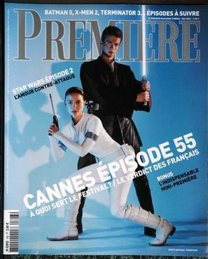 Hayden Christensen - Premiere Magazine [France] (May 2002)