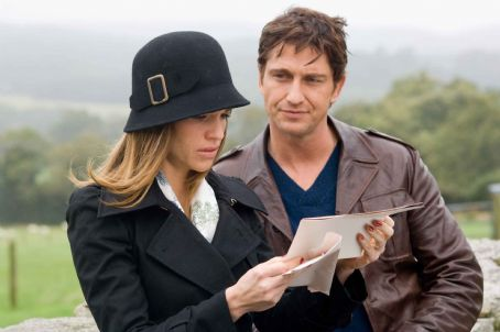 "P.S. I Love You HILARY SWANK stars as Holly Kennedy and GERARD BUTLER stars as Gerry Kennedy in Alcon Entertainment's romantic drama "","" distributed by Warner Bros. Pictures. Photo by Jonathan Hession. TM & © 2007 Warner Bros. Entertainme"