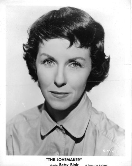Betsy Blair actress