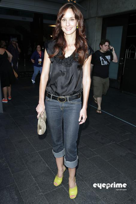 Sarah Callies - Comic Con In San Diego, 22.07.2010