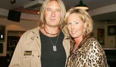Kristine Elliott Joe Elliott and