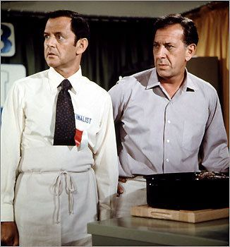 The Odd Couple - Felix Unger & Oscar Madison
