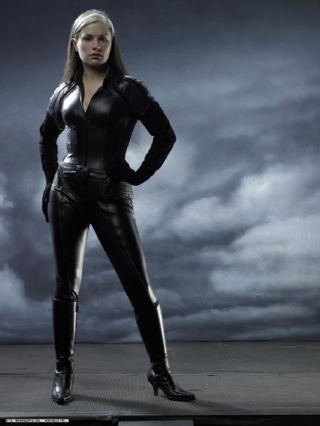 Rogue Anna Paquin As  In The X-Men Series