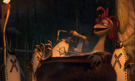 Surf's Up Chicken Joe (voiced by Jon Heder) in Columbia Pictures/Sony Pictures Animation's Surf's Up.