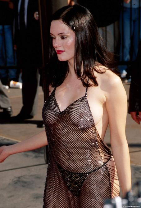 Rose McGowan - MTV Awards 1998