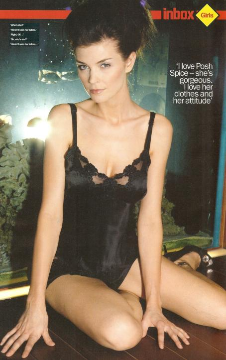 Sinead Moynihan  - Maxim January 2008