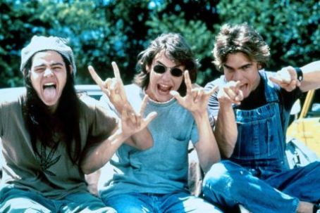 Ron Slater Jason London, Sasha Jenson And Rory Cochrane In Dazed And Confused (1992).