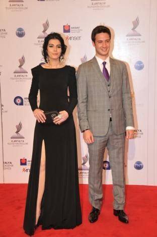 Hatice Sendil - 2011 Antalya TV Awards