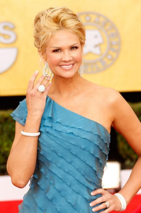 Nancy O'Dell - Nancy O'Dell - 17 Annual Screen Actors Guild Awards at The Shrine Auditorium on January 30, 2011 in Los Angeles, California