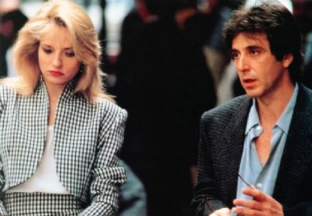 Ellen Barkin and Al Pacino in Sea of Love (1989)