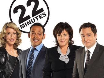 Susan Kent  and cast of This Hour has 22 Minutes
