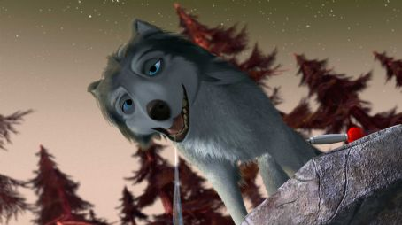 Alpha and Omega Humphrey (voiced by Justin Long) from ALPHA AND OMEGA 3-D. Courtesy Lionsgate and Crest Animation.