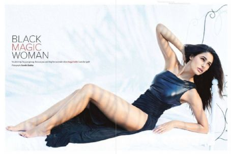 Nargis Fakhri Maxim India February 2012