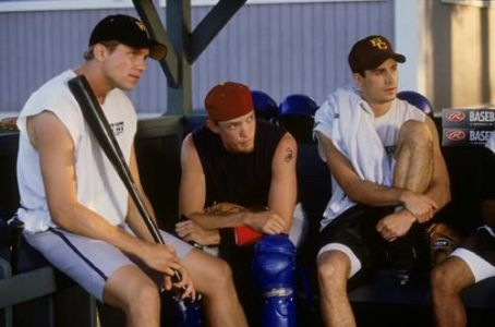 Summer Catch Marc Blucas, Matthew Lillard and Freddie Prinze Jr. in Warner Brothers'  - 2001