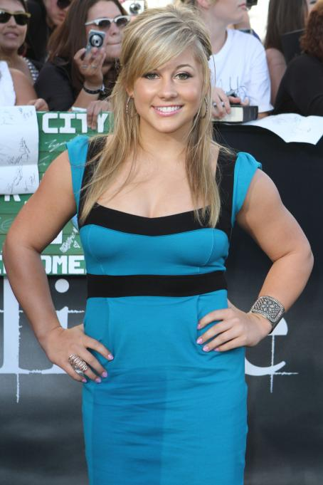 Shawn Johnson - The Twilight Saga Eclipse Premiere (24.06.2010)