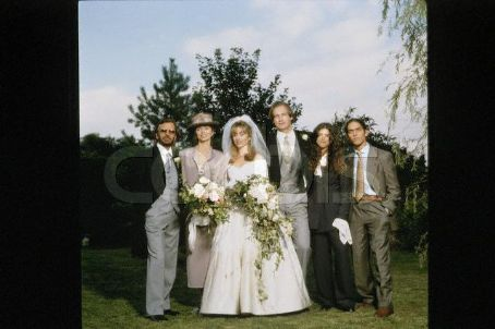 Francesca Gregorini - 1993, September - Wedding