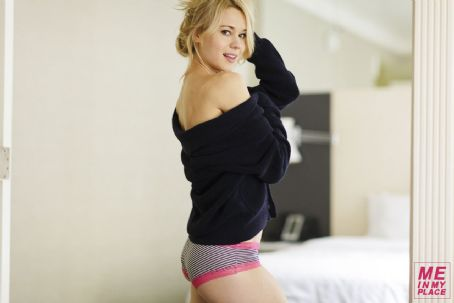 Kristen Hager  - Me in My Place Photoshoot for Esquire Magazine