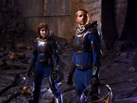 Logan Marshall-Green - Prometheus