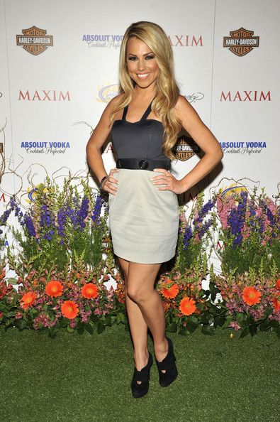 Jessica Hall 11th Annual Maxim Hot 100 Party