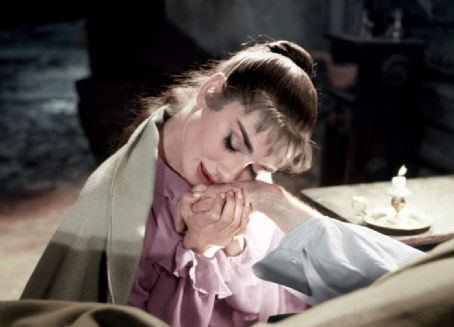 War and Peace Audrey Hepburn in  (1956)