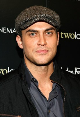 Cheyenne Jackson The Cinema Society and Salvatore Ferragamo Host a Screening of