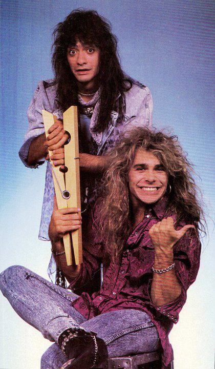 Vito Bratta  & Mike Tramp
