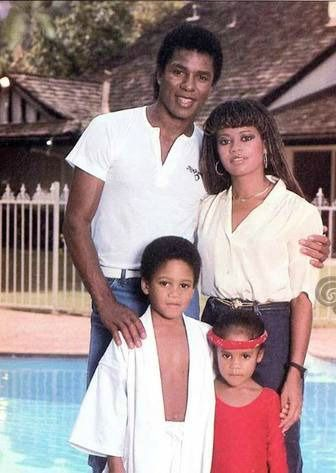 Hazel Gordy Jermaine Jackson and