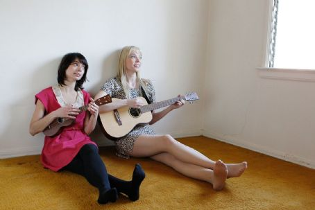 Kate Micucci Garfunkel and Oates