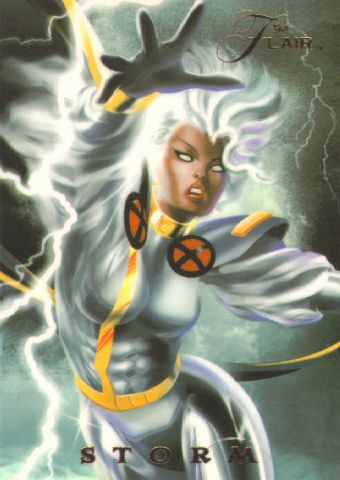 Storm  In The Comics (X-Men)