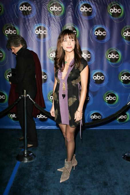 Lisa Sheridan  - 2006 ABC TCA Winter Press Tour Party, 21 Jan 2006